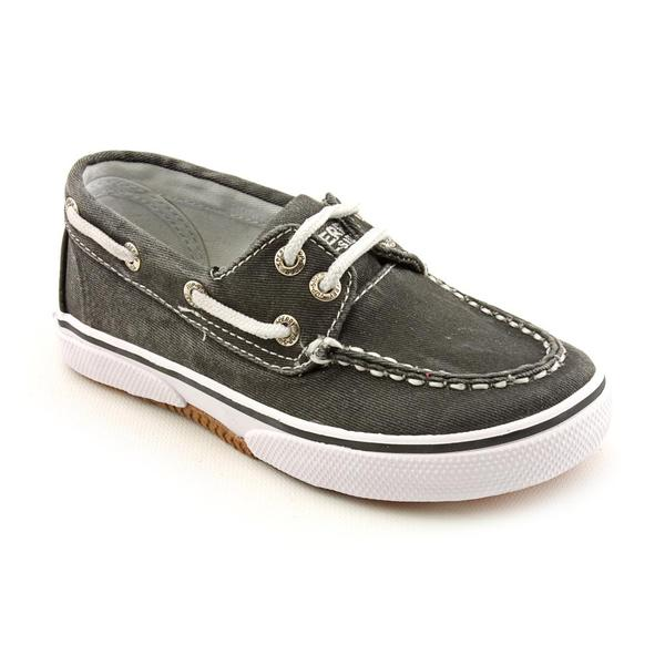 Sperry Top Sider Boy's 'Halyard' Basic Textile Casual Shoes