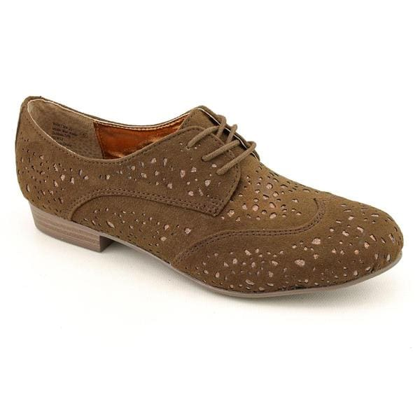 Not Rated Women's 'Fascination' Faux Suede Dress Shoes