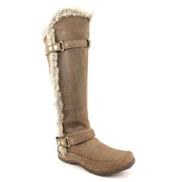 s ii grain leather boots