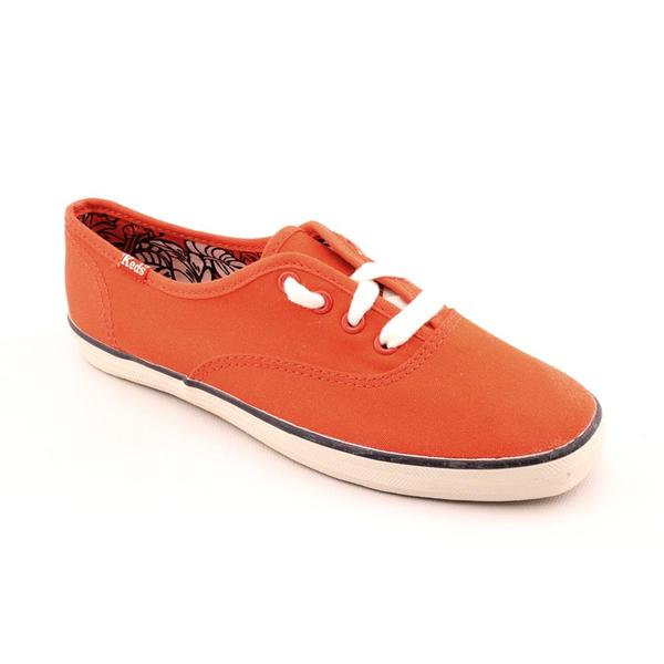 Keds Women's 'Champion Solid CVO' Canvas Casual Shoes