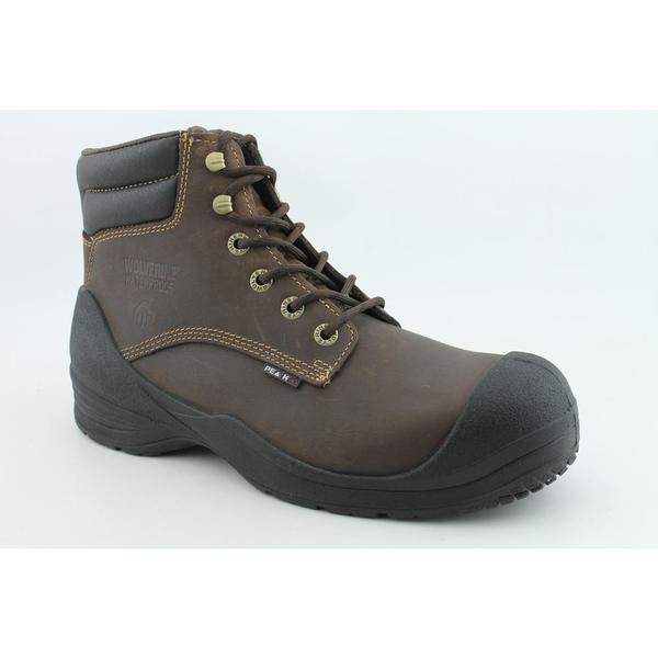 Wolverine Men's 'W10088 - Rangel' Full-Grain Leather Boots