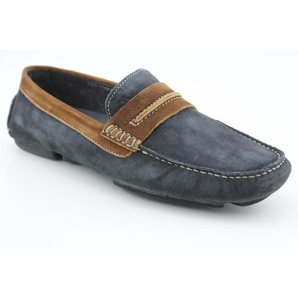 Donald J Pliner Men's 'Vergil' Regular Suede Casual Shoes