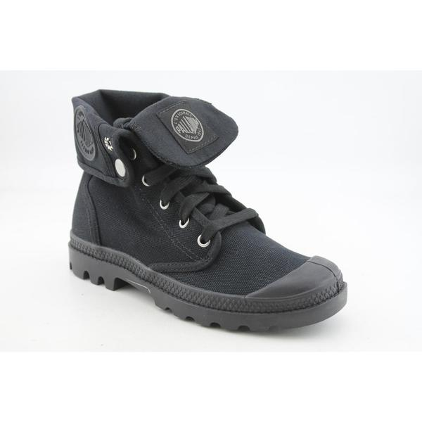 1eb17c4c270a Shop Palladium Women's 'Baggy' Canvas Boots - Free Shipping Today -  Overstock - 7258021