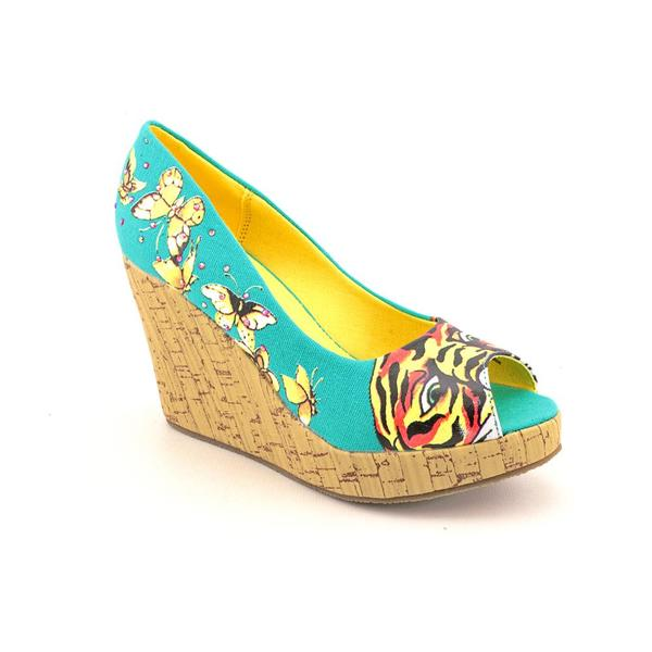 Ed Hardy Women's 'Cerra' Basic Textile Dress Shoes