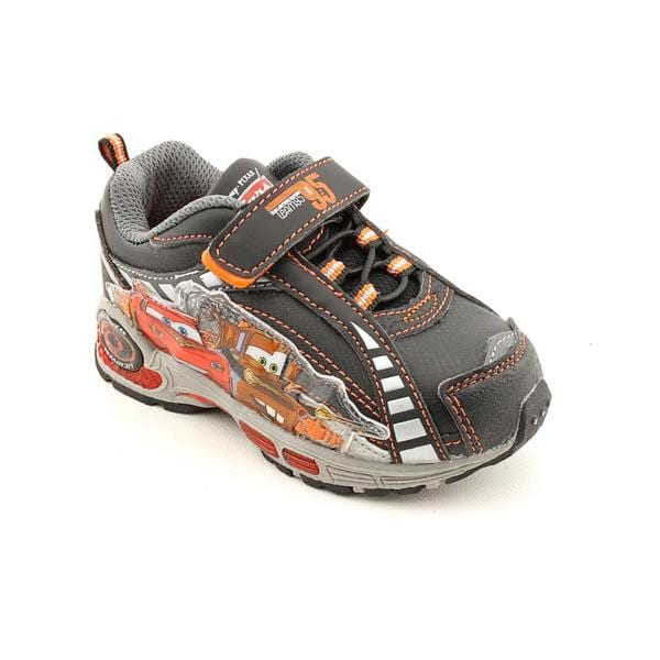 Disney Pixar Boy's 'Lighted Cars Racers' Synthetic Casual Shoes