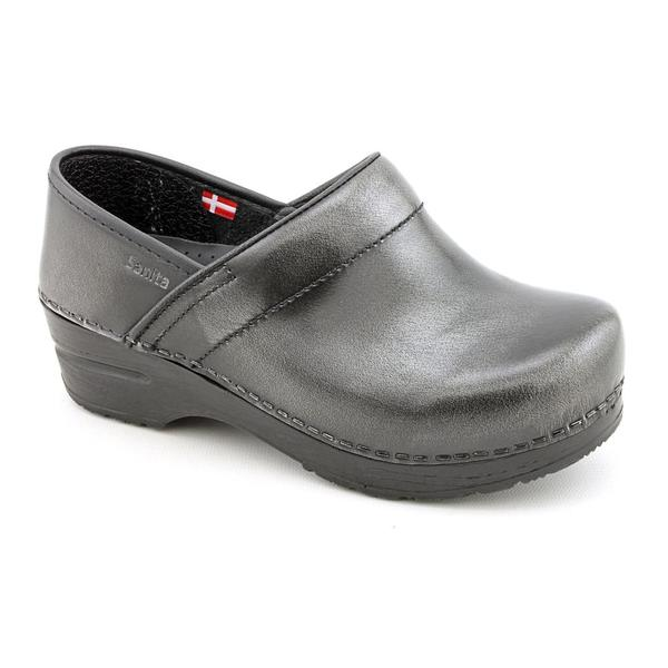 Sanita Women's 'Professional Cabrio' Leather Casual Shoes Wide