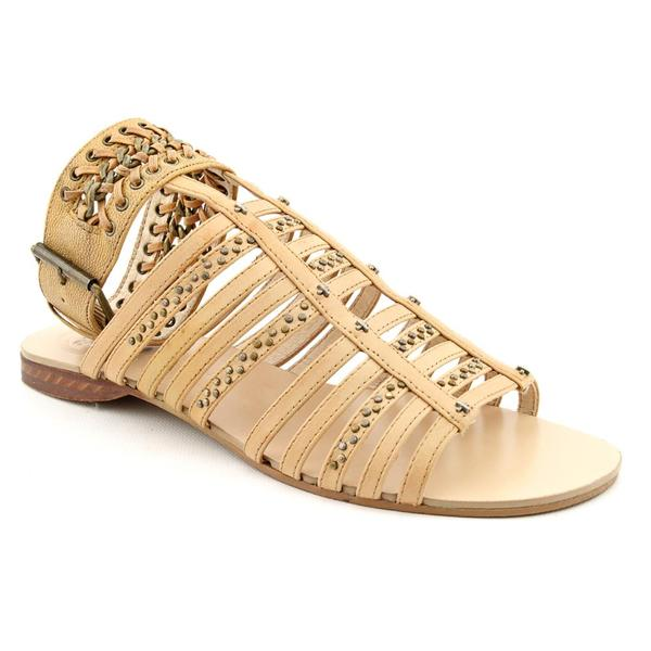 Modern Vintage Women's 'Andy' Leather Sandals
