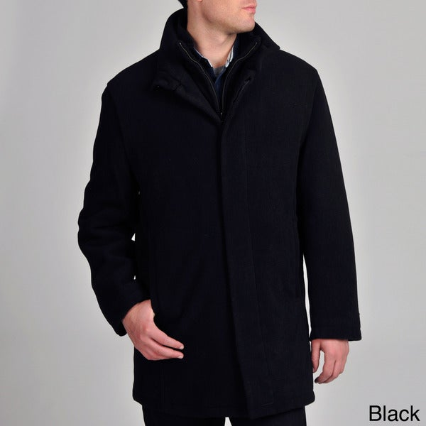 Alfani Men's Wool/Cashmere Blend Coat