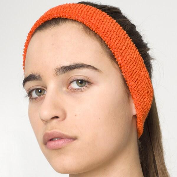 American Apparel Unisex Flex Terry Headband