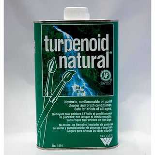 Weber Turpenoid Natural 946mL