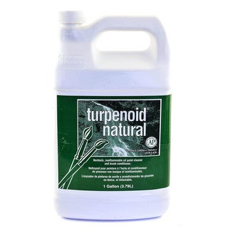 Weber Turpenoid Natural Gallon