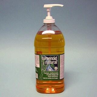 Weber Turpenoid Natural Pump 1.89L (1/2 Gal)