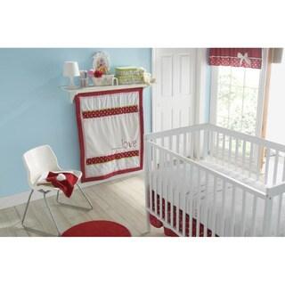 Victoria Classics American Sweetheart 5-piece Crib Bedding Set