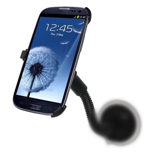 INSTEN Windshield Phone Holder for Samsung Galaxy S III i9300