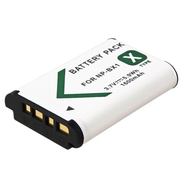 INSTEN Li-ion Battery for Sony NP-BX1