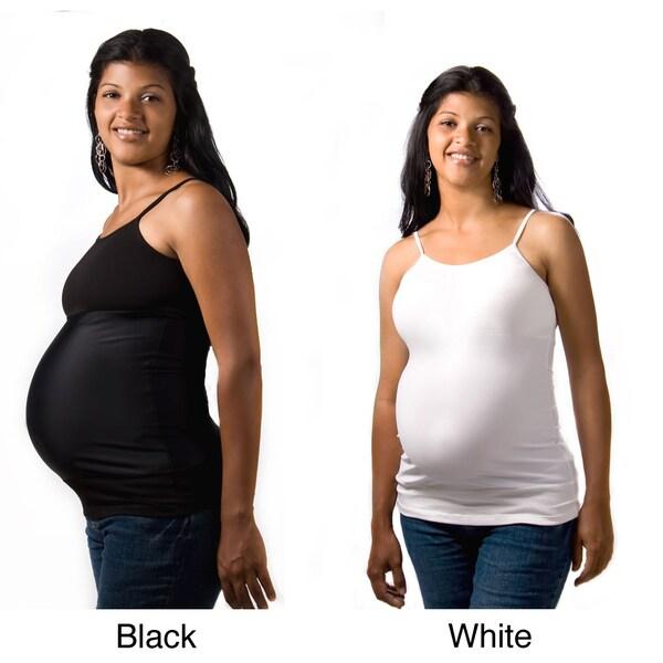 Cozy Belly Women's Maternity Full Panel Shape Wear Tank (Extra Large)