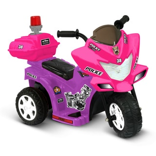 Link to Lil Pink Patrol Trike Similar Items in Bicycles, Ride-On Toys & Scooters