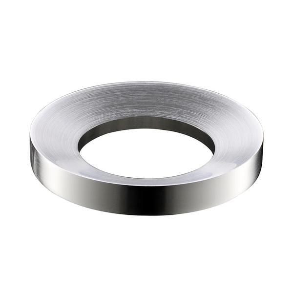 Kraus Kitchen Accessory Brushed Nickel Mounting Ring