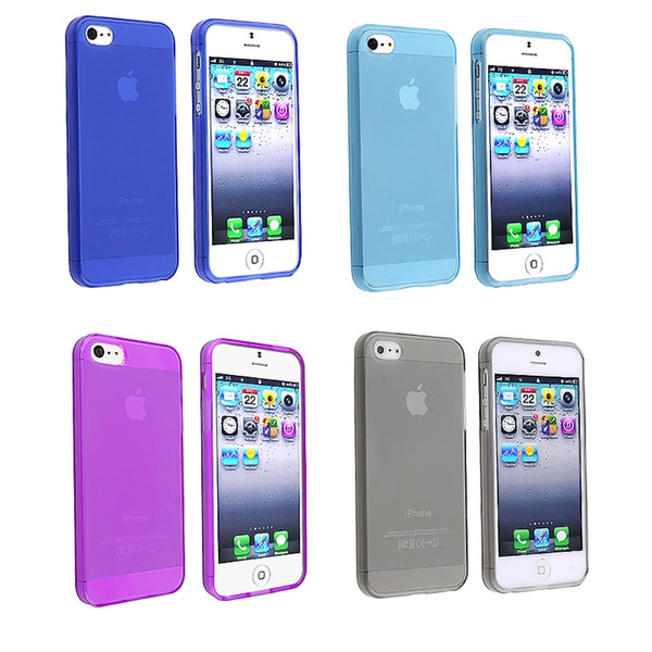 INSTEN TPU Phone Case for Apple iPhone 5/ 5S/ 5C/ SE