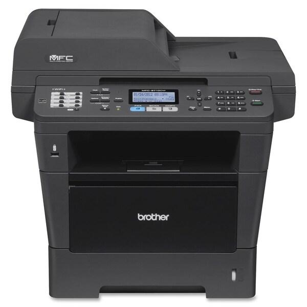 Brother MFC-8710DW Laser Multifunction Printer - Monochrome - Plain P