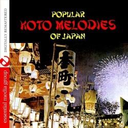 TOSHIKO YONEKAWA - POPULAR KOTO MELODIES OF JAPAN