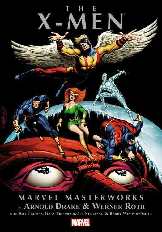 Marvel Masterworks: The X-Men 5 (Paperback)