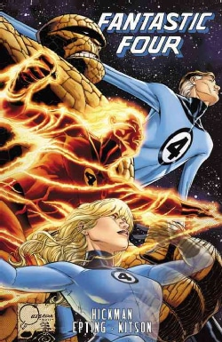 Fantastic Four by Jonathan Hickman 5 (Paperback)