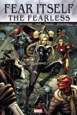 Fear Itself: The Fearless (Paperback)