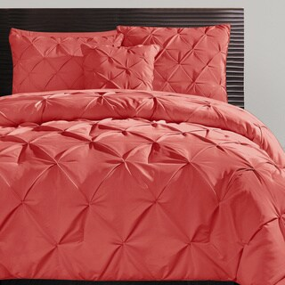 VCNY Carmen Pintuck 4-piece Comforter Set (More options available)
