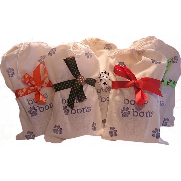 Bone Bons Organic Dog Treats Mega Sampler (Pack of 10)