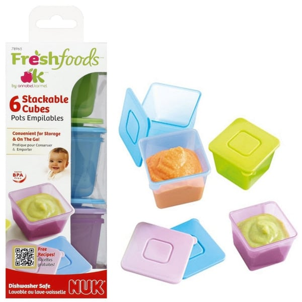 Annabel Karmel Freshfoods Stackable Cubes