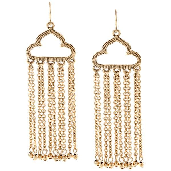 Ralph Lauren Cloud Dangle Earrings