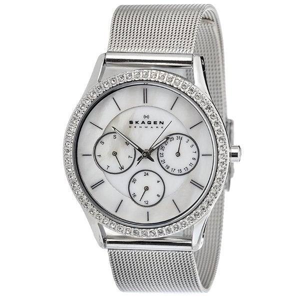 Skagen Women's Stainless Steel Multi-function Watch