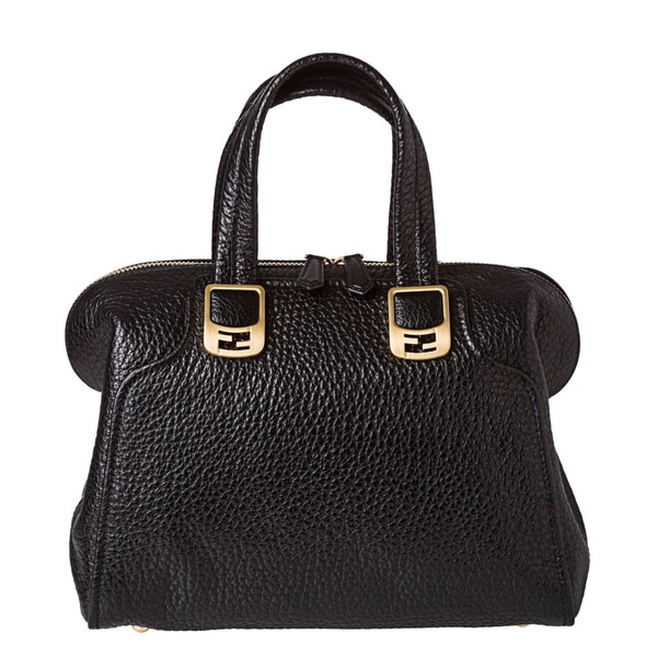Fendi Small Chameleon Satchel Handbag