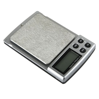 Link to INSTEN Black 2-pound Digital Pocket Scale Similar Items in Weight Management