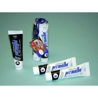 Weber 3 Pack Special - 2-Permalba White & 1 Permalba Black Each in 150mL Tubes