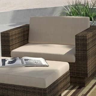 Sonax C-173-TPP Park Terrace Chair in Saddle Strap Weave