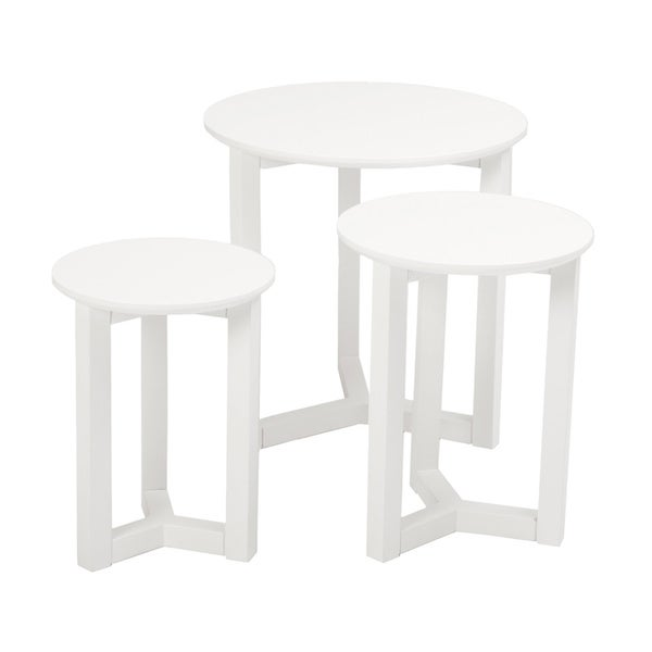 Nicolo 3-piece Nesting Tables