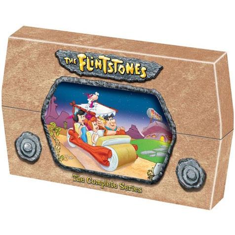 The Flintstones: The Complete Series (DVD)
