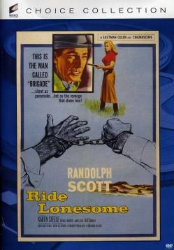 Ride Lonesome (DVD)