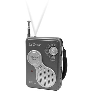 AM/FM Handheld NOAA Weather Radio