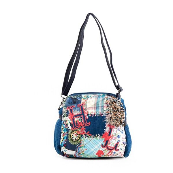 Nikky Shianne Sew Wild Messenger Bag