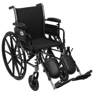Drive Medical K320ADDA-ELR Cruiser III Lightweight Dual Axle Wheelchair|https://ak1.ostkcdn.com/images/products/7262966/P14740632.jpg?impolicy=medium