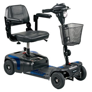 Drive Medical Phoenix 4-wheel Compact Portable Travel Power Scooter