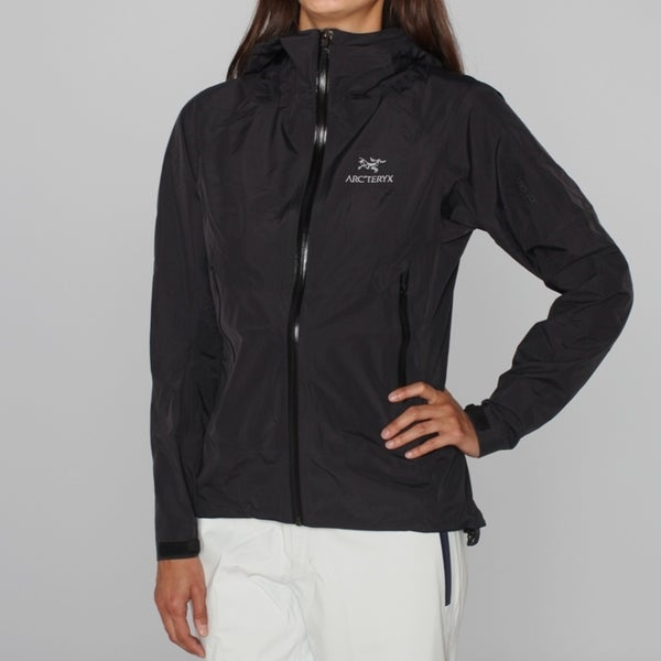 Arc'teryx Women's 'Beta SL' Black Ski Jacket (S)