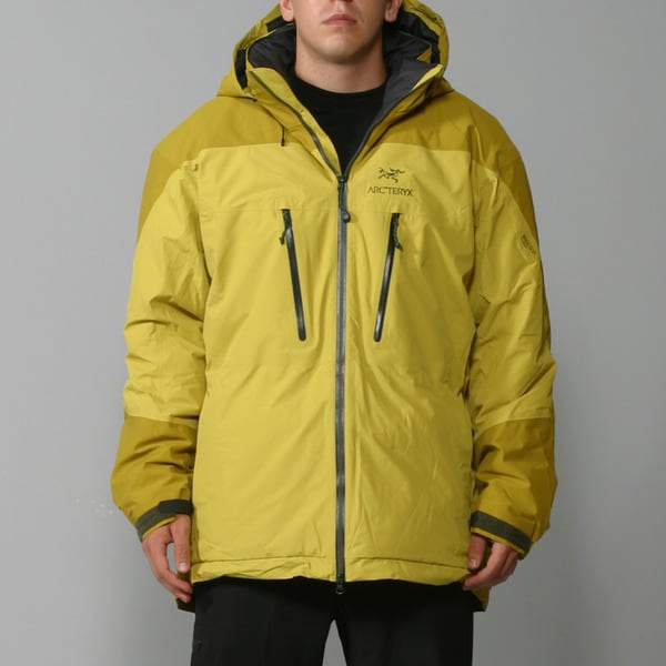 cbfbf29f0d7 Shop Arc'teryx Men's Fission SV Jacket (XXL) - Ships To Canada ...