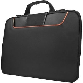"""Everki Commute EKF808S17 Carrying Case (Sleeve) for 17"""" Notebook - Bl"""