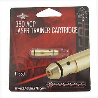 LaserLyte .380 ACP Laser Trainer Cart