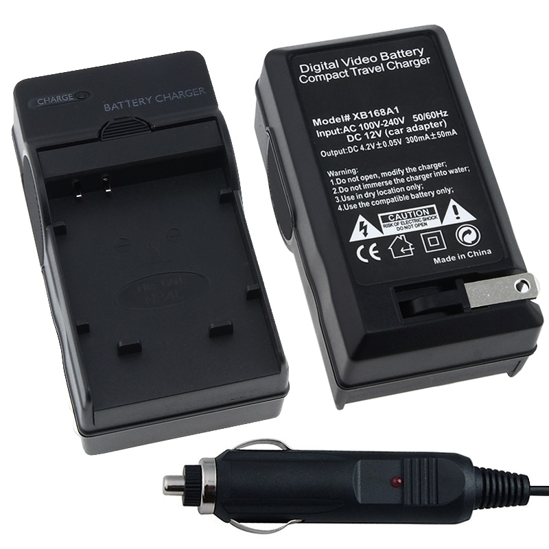 Insten Battery+Charger Compatible with Canon POWERSHOT SD600 SD750 ...