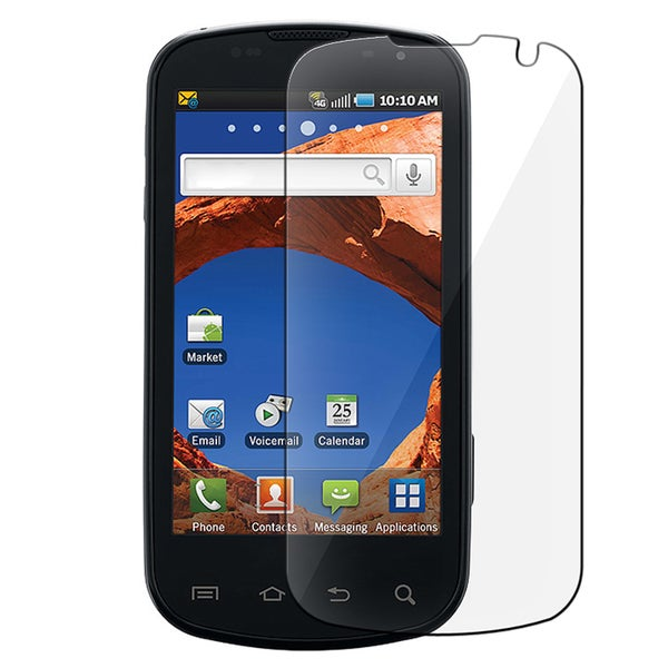 BasAcc Screen Protector for Samsung© Epic 4G